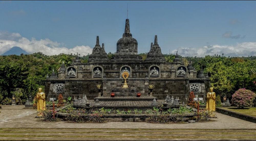Banjar Buddhist Temple